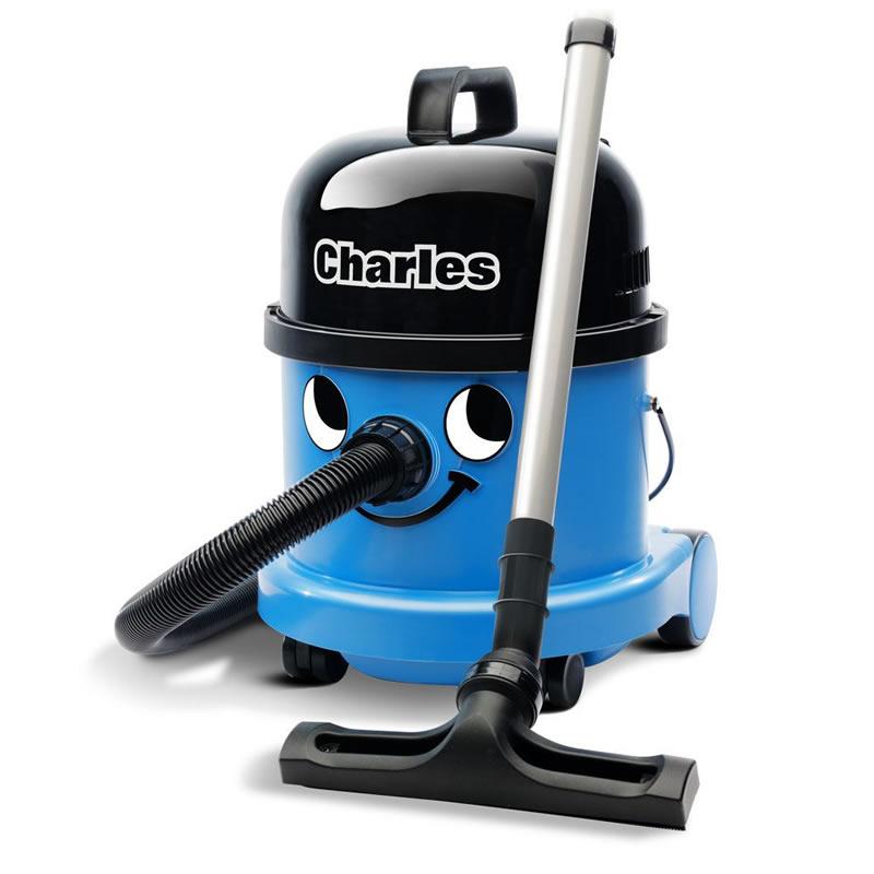Charles The Wet & Dry Vacuum