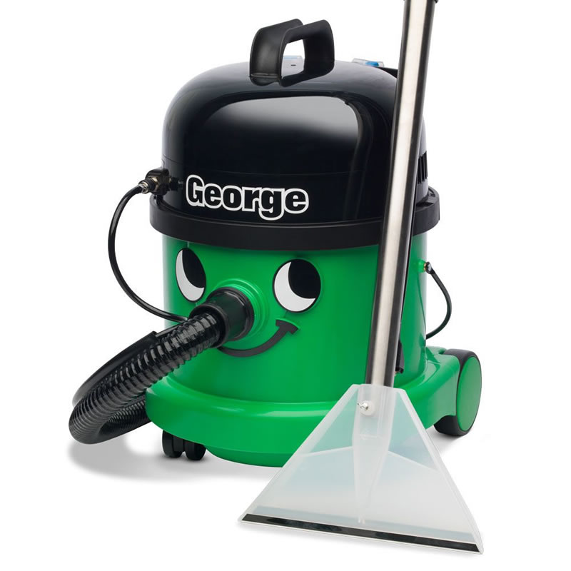 See how we rated george the carpet cleaner!