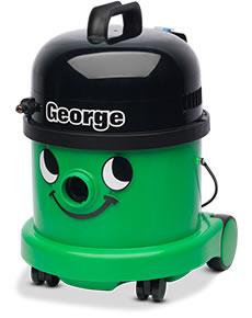 Numatic George The Vacuum Cleaner