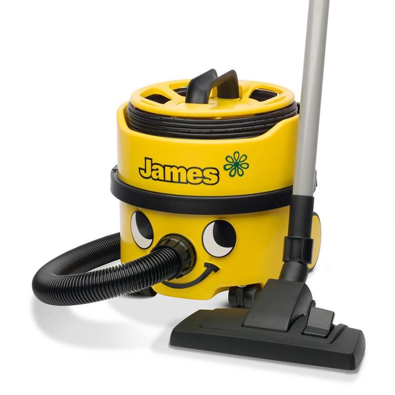 James Compact Vacuum