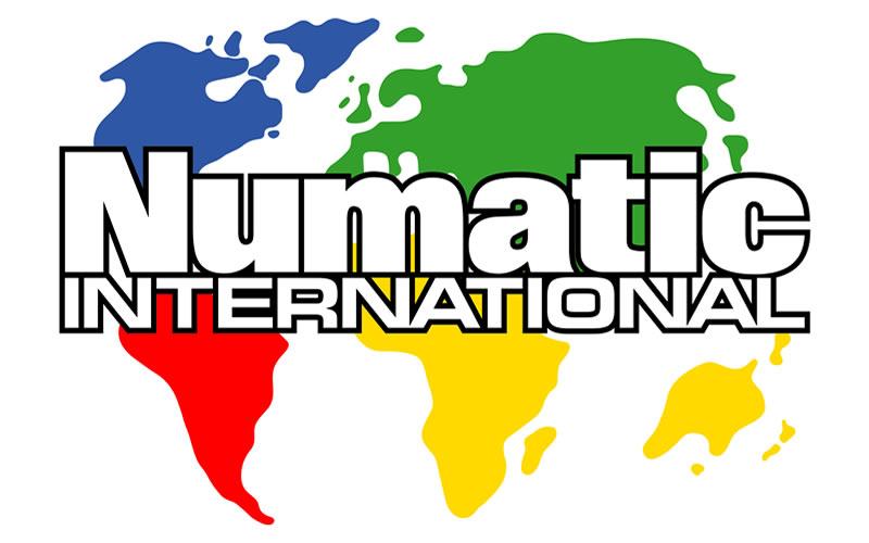 Numatic international logo